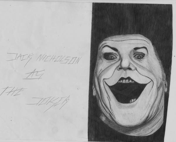 Jack Nicholson by -Wolfenstein-